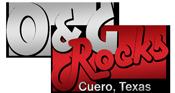 O & G Rocks